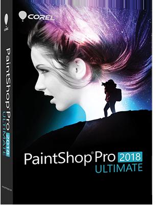 Corel PaintShop Pro 2018 Ultimate v20.2.0.1 - ITA