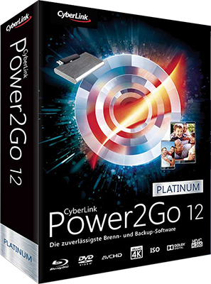 CyberLink Power2Go Platinum v12.0.0621.0 - Ita
