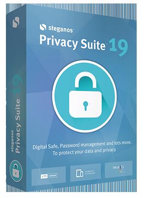 Steganos Privacy Suite v19.0.1 Revision 12204 - Eng