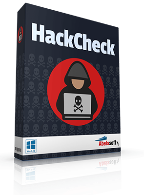 Abelssoft HackCheck 2018.1.2.2 Build 106 - Eng