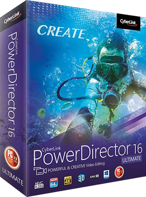 CyberLink PowerDirector Ultimate v16.0.2816.0 - Ita