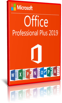 Microsoft Office Professional Plus VL 2019 - 1909 (Build 12026.20264) - ITA
