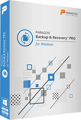 Paragon Backup & Recovery Pro v17.4.3 + WinPE - ENG