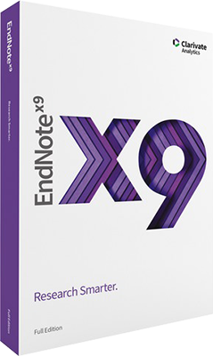 EndNote X9.3.1 Build 13758 - ENG