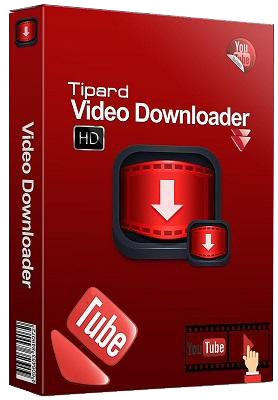 Tipard Video Downloader 5.0.50 - ENG