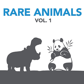 Pro Sound Effects Rare Animals