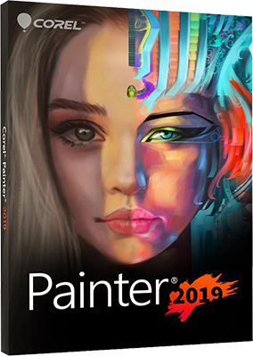 Corel Painter 2019 v19.0.0.427 64 Bit - Eng