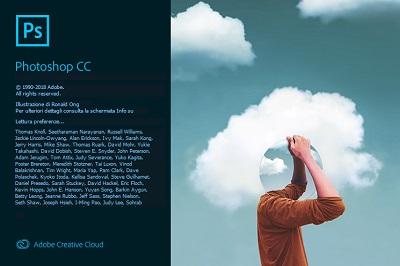 Adobe Photoshop CC 2019 v20.0.1.17836 Multi - ITA