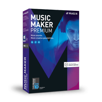 MAGIX Music Maker 2017 Premium v24.1.5.112 + Content Pack DOWNLOAD ITA