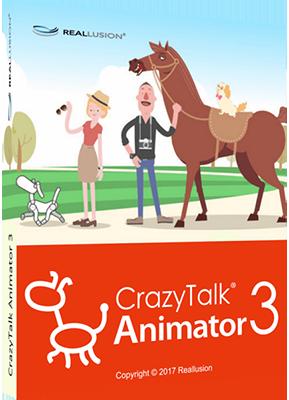 [MAC] Reallusion CrazyTalk Animator v3.3.3007.1 Pipeline - Eng