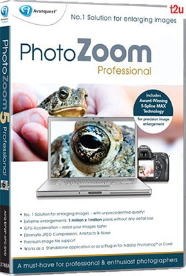BenVista PhotoZoom Pro v7.0.2 64 Bit DOWNLOAD ITA