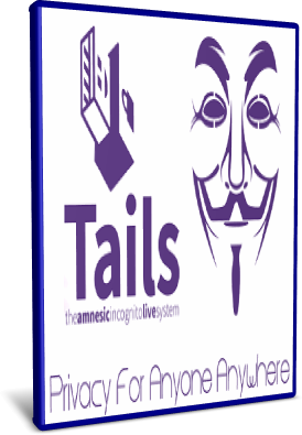 Tails v4.0 Live Boot CD x64 - ITA