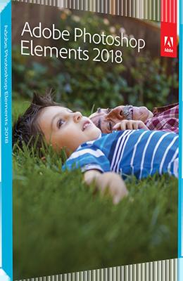 [MAC] Adobe Photoshop Elements 2018 v16.1 MacOSX - ENG